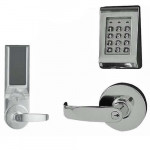 KP10G77 LL Sargent Keypad Storeroom Lock w/ Cylinder Override (100 users)