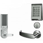 KP8276 LNL Sargent Keypad Entry Lock and Deadbolt w/ Cylinder Override (100 users)