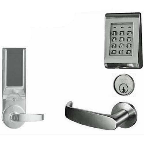 Sargent Keypad Entry Lock And Deadbolt With Cylinder