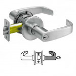 11G05 LL Sargent Entry or Office Lever Grade 1 - ANSI F81