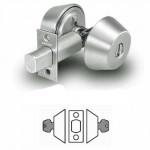 484 Sargent double cylinder grade 1 deadbolt