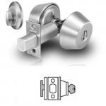 485 Sargent deadbolt single cylinder w/thumbturn grade 1