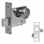 4875 Sargent deadbolt cylinder w/thumbturn grade 1