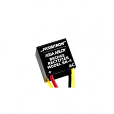 BR-4 Securitron - Bridge Rectifier - 4 Amp Capacity, 12 or 24 VDC