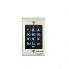 DK-12 Securitron Single Gang Digital Entry System - 12 or 24VDC 70mA