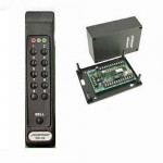 DK-26BK Securitron Black Narrow Digital Entry System
