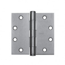 "F179 Stanley Full Mortise - Plain Bearing Hinge - 4-1/2"" x 4-1/2"""