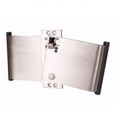 1069FP LH 613 Trimco Sliding Door Push/Pull Full Privacy
