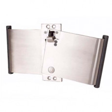 1069FP RH 613 Trimco Sliding Door Push/Pull Full Privacy