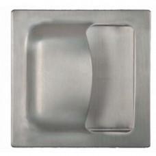 1111C 630 Trimco flush pull 6x6 CA ADA