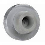 1270WV Trimco Door Stop wall bumper concave rubber