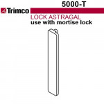 "5000-T Trimco Lock Astragal - Cast - 1-7/8"" x 9-1/2"" Use w/ Mortise Lock"