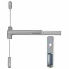 9827NL Von Duprin Surface Vertical Rod Exit Device - Night Latch