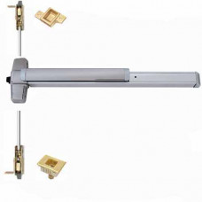 9947EO-F Von Duprin Fire Rated - Concealed Vertical Rod Exit Device - Exit Only