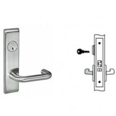 8805FL CRCN Yale Mortise Storeroom Lever Lock  Grade 1