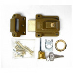 112 1/4 Yale Heavy Duty Deadbolt - Cyl x Cyl