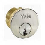 "2153 - 1-1/8"" Yale Mortise Cylinders"