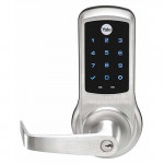 AU-NTB620-NR Yale nexTouch Touchscreen Lock