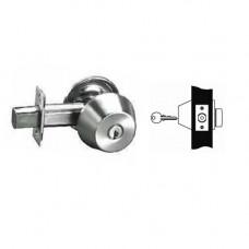 "D212 Yale Deadbolt - 2-3/4"" B.S. Cylinder x Thumbturn"